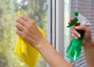 уход +за пластиковыми окнами