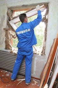 установка пластиковых окон в москве
